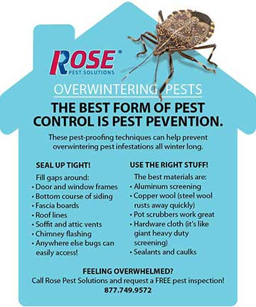 Overwintering Pest Prevention