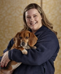 Becca and Ranger Rose Columbus Ohio Canine Bed Bug Team
