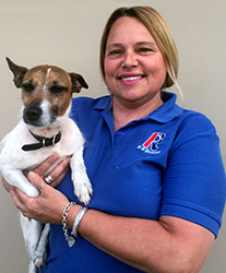 Wendi and Pip Rose Saginaw Michigan Canine Bed Bug Team