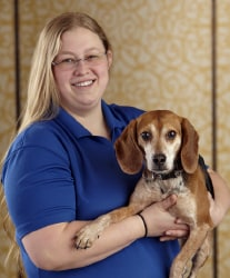 Angie and Travis Rose Toledo Ohio Canine Bed Bug Team