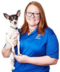 Valerie and Maggie Rose Ohio and Indiana Canine Bed Bug Team
